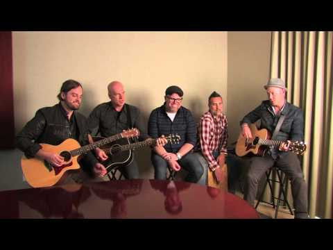 MercyMe Performs Shake   and Unplugged