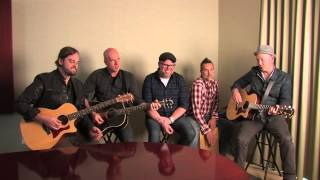 """MercyMe Performs """"Shake"""" - Live and Unplugged"""