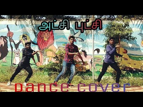 Atchi Putchi Song I Sketch I Dance Cover I...