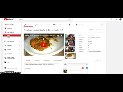Video - How to get your YouTube  video translated for free  through YouTube  community translation