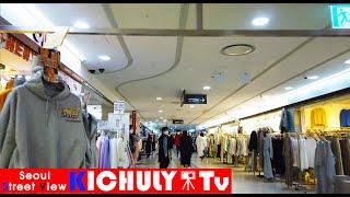 【Korea 4K】Gangnam Station Unde…