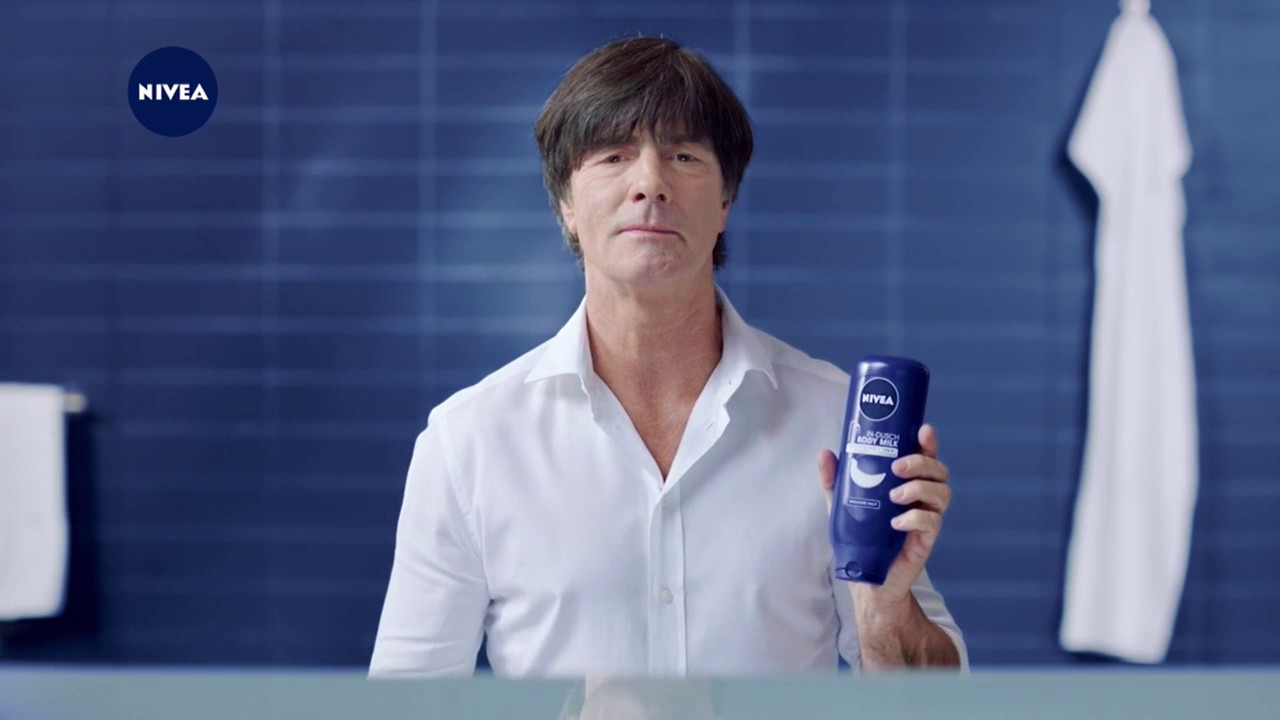 joachim l w nivea advert youtube. Black Bedroom Furniture Sets. Home Design Ideas