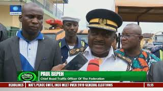FRSC Flags Off End Of Year Campaigns