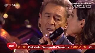 Peter Maffay & Katie Melua - Ich Wollte Nie Erwachsen Sein (Live) - Ein Herz für Kinder 09.12.2017