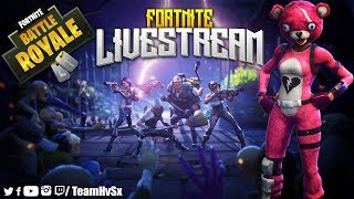 [Fortnite] SEASON X! CUSTOM MATCHMAKING! FACECAM?! 😱 [SUPPORT CODE HVSXJXMZYY] [EU/ENGLISH]