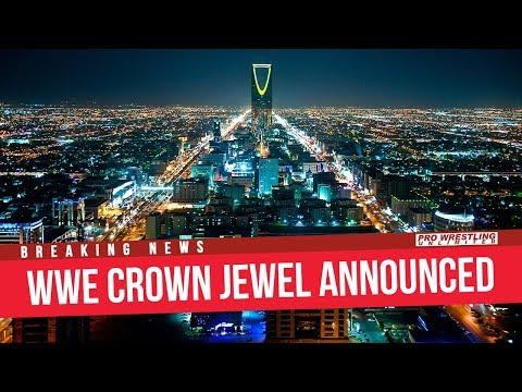 BREAKING NEWS: WWE Announces Crown Jewel In Saudi Arabia, Main Event Set