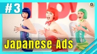 Weird & Crazy Japanese Commercials VOL 3 ► Compilations.TV