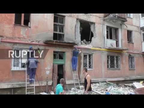 Ukraine: Woman killed in Donetsk after deadly shelling by Kiev forces