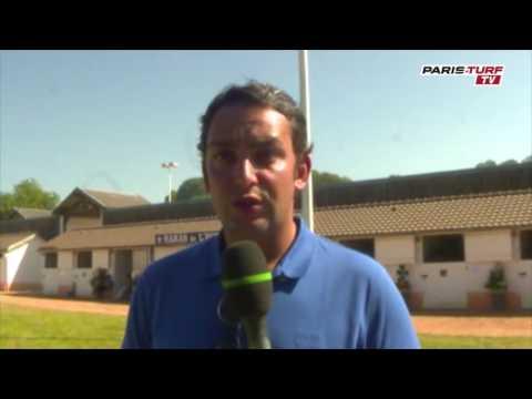 Paris-Turf TV - Yann Lerner : Zambeso
