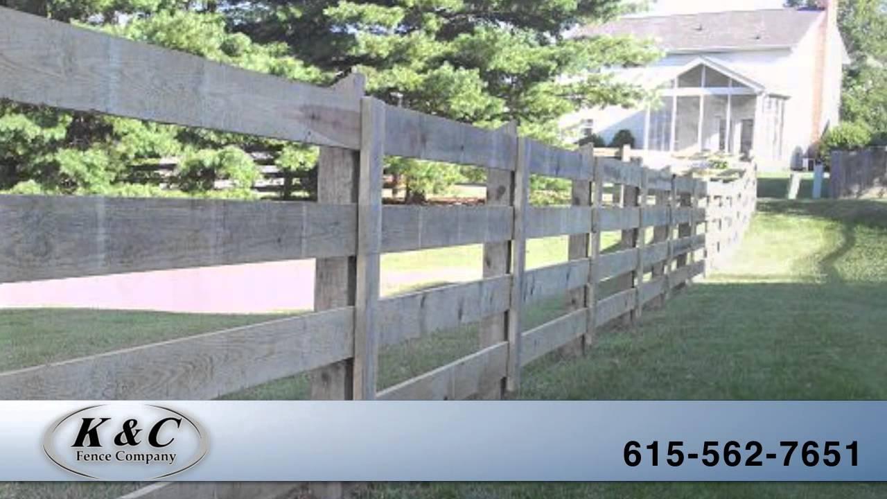 Fence Nashville K C Company