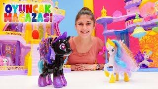 Ayşe'nin oyuncak mağazası! Yeni oyuncak  - gece prenses LUNA!