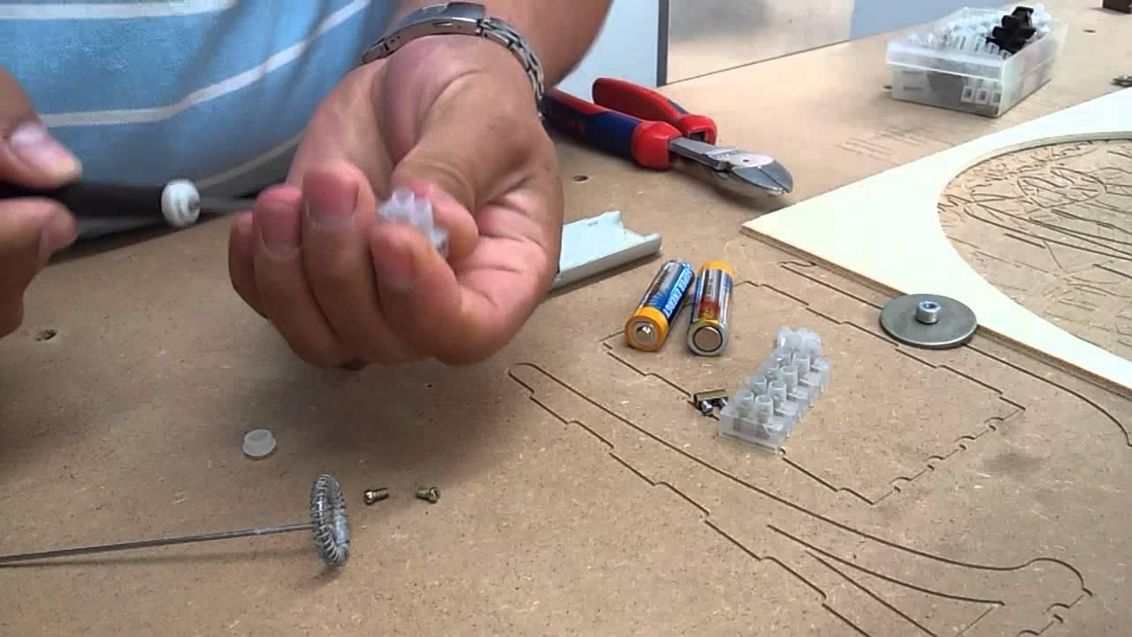 Wie man einen gebrochenen Vibrator repariert