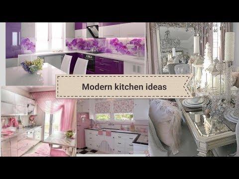 Modern turkey kitchen design ideas 2018