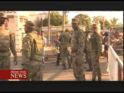 Residents Affected by St. Catherine SOE - TVJ Prime Time News - March 19 2018