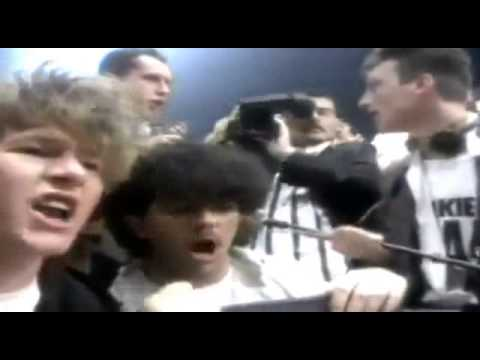Frankie Goes To Hollywood Two Tribes Official Music Video H.Q. By MIKE KNIGHT