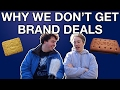 We Sold Loads Of Earplugs: Why We Don't Get Brand Deals #MattGraySellsOut