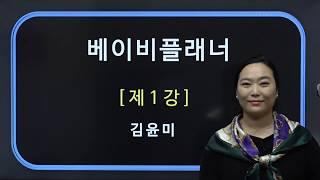 [한국심리교육협회]베이비플래너 1강. 베이비시터, 아이…