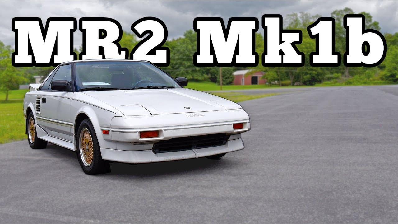 1988 toyota mr2 aw11 mk1b youtube. Black Bedroom Furniture Sets. Home Design Ideas