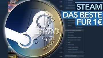 Steam - Die besten Spiele für einen Euro
