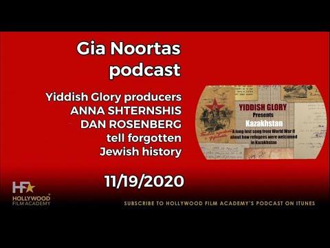 Yiddish Glory Producers Tell Forgotten Jewish History