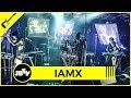 IAMX - Happiness | Live @ JBTV