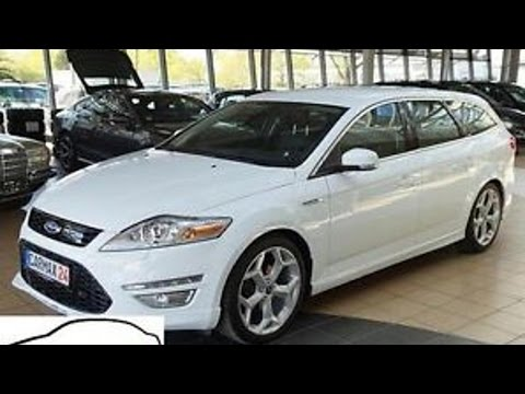 ford mondeo mondeo 2 0 tdci titanium s leder navi xenon 19 youtube. Black Bedroom Furniture Sets. Home Design Ideas