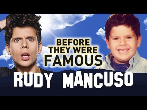 RUDY MANCUSO   Before They Were Famous   BIOGRAPHY