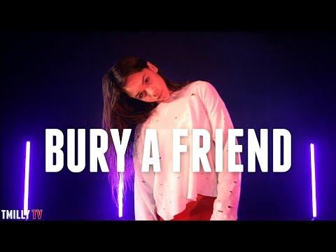 Billie Eilish - bury a friend  Sabrina Lonis Choreography  contemporary hip hop LA TMillyTV