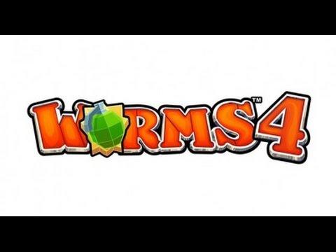 """Как скачать игру """"Worms 4"""