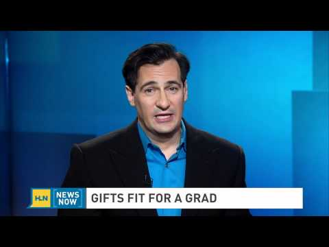 Carl Azuz: Best & Worst Graduation Gifts