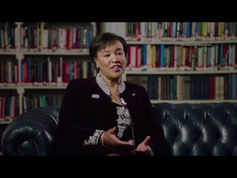 Introducing Patricia Scotland QC, Commonwealth Secretary-General
