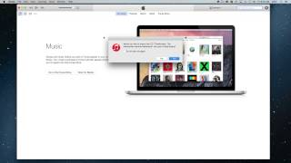Import an Audio CD into iTunes