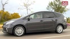 Toyota Prius+: Sparsamer Raumriese