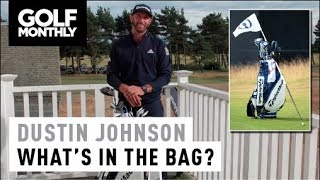 Dustin Johnson I 2018 What's In The Bag I Golf Monthly