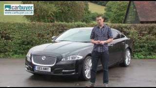 Jaguar XJ review - CarBuyer