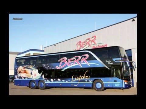 Mit Dem Berr Liegebus Von München Nach Kolberg Polen