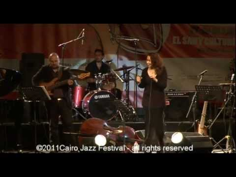 Culture Cross - Michelle Rounds @ Cairo Jazz Festival 2011