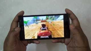 Xolo Q2000 Review: Gameplay Performance
