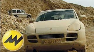 Porsche Cayenne vs. Mercedes G-Modell