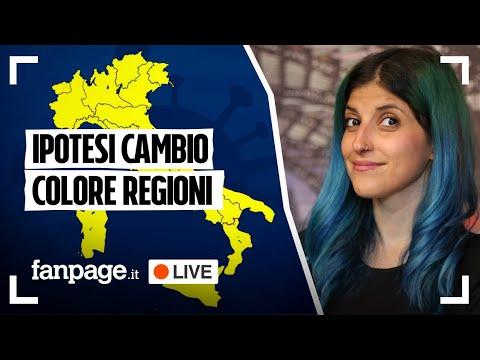 Fanpage.it LIVE: Aggiornamenti Covid-19 Italia | Colori regioni | Coprifuoco | News in tempo reale