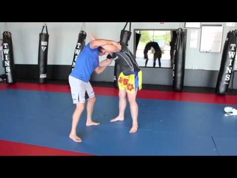 5 MUAY THAI TECHNIQUES for MMA Mixed Martial Arts BJJ Ocean Springs