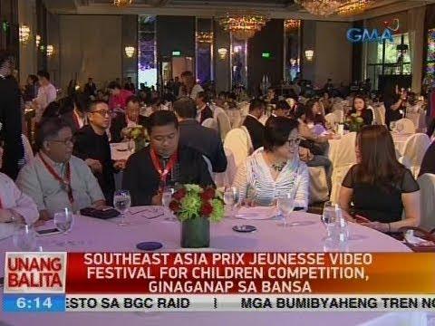 UB: Southeast Asia Prix Jeunesse video festival for children competition, ginaganap sa bansa