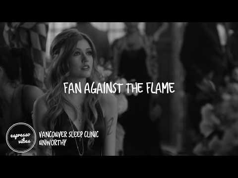 Vancouver Sleep Clinic - Unworthy (Lyrics   Shadowhunters)