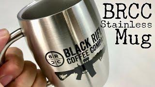 Black Rifle Coffee Company Classic Logo Stainless Steel Mug Review