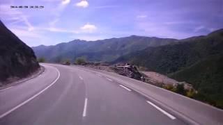 Дальнобой по Европе. Французские Альпы 2 серия №13