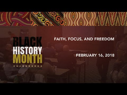 2018 Black History Month Celebration