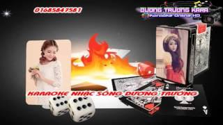 Karaoke Nhạc Sống   Anh Sáu Xị Remix thuong nguyen