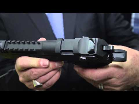 GunsAmerica Shot Show 2015 - Kahr Firearms Group