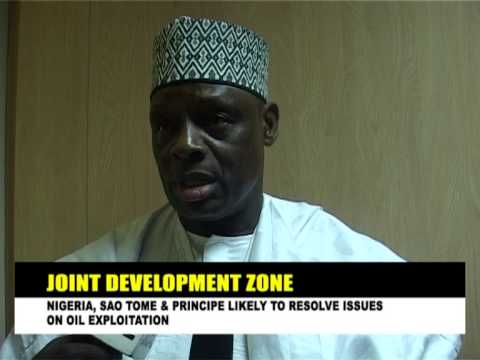 Nigeria in joint development with Sao Tome and Principe