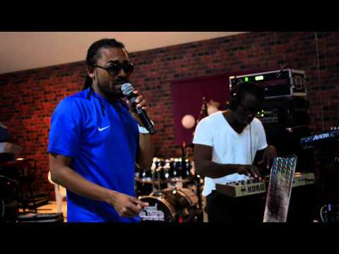 Haunted | Machel Montano Rehearsal BTS | Soca 2014 | MachelMontanoMusic